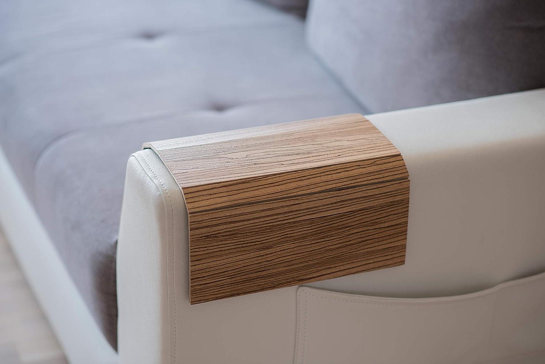 Exotisches Holz Sofa Arm Tablett Schutz Für Armlehne Tisch Sofa Tisch Untersetzer