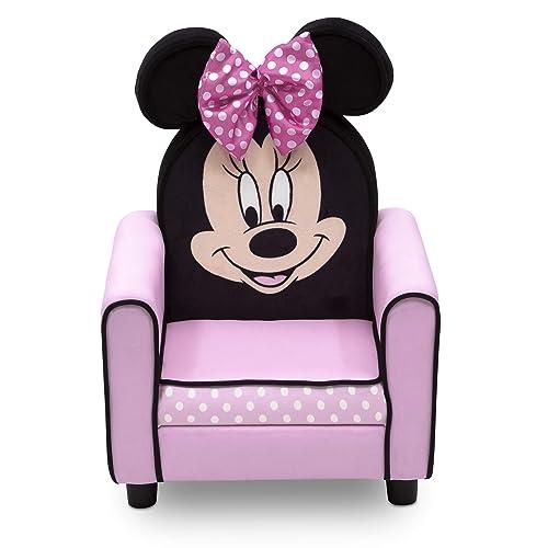 Delta Children Figural Upholstered Kids Chair