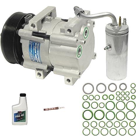 Universal aire acondicionado KT 1621 A/C compresor y Kit de componente