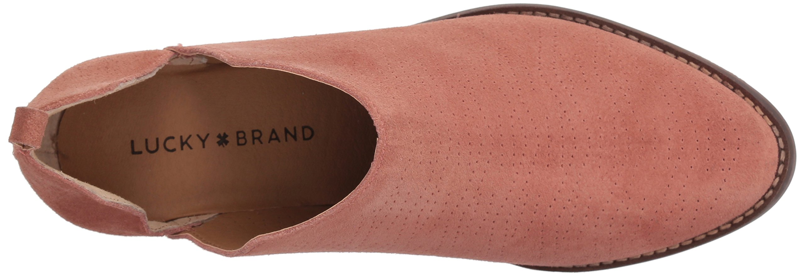 Lucky Brand Women's Fayth Ankle Boot, Canyon Rose, 8 M US by Lucky Brand (Image #7)
