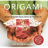 Origami for Children: Book & paper pack with 35 projects
