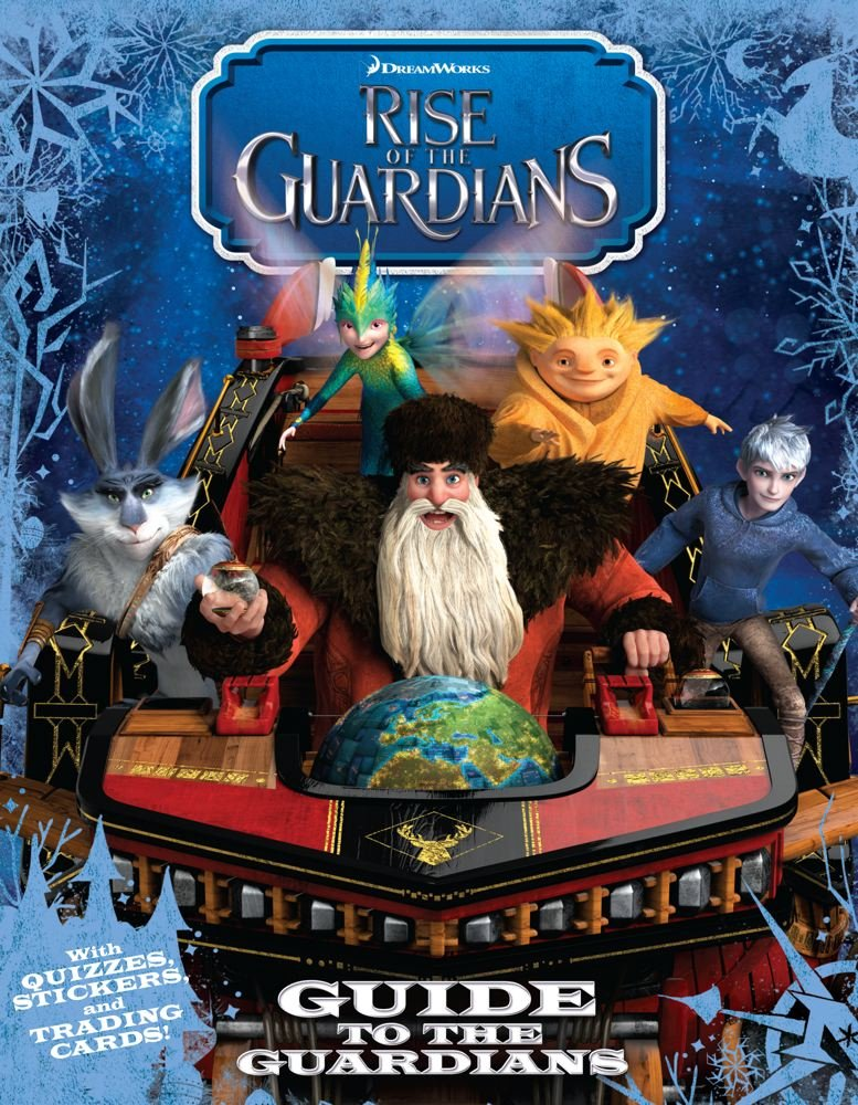 amazon guide to the guardians rise of the guardians maggie