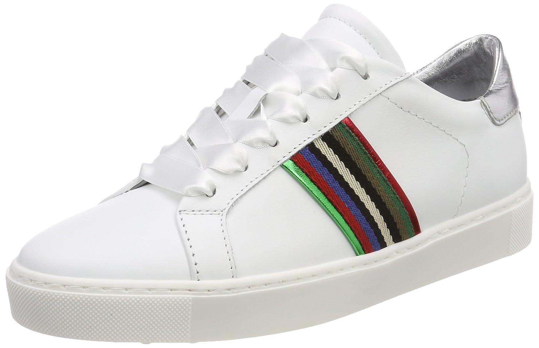 Maripé 26210-p, Zapatillas para Mujer 42 EU|Blanco (Agnelotto Bianco/Luxor 61)