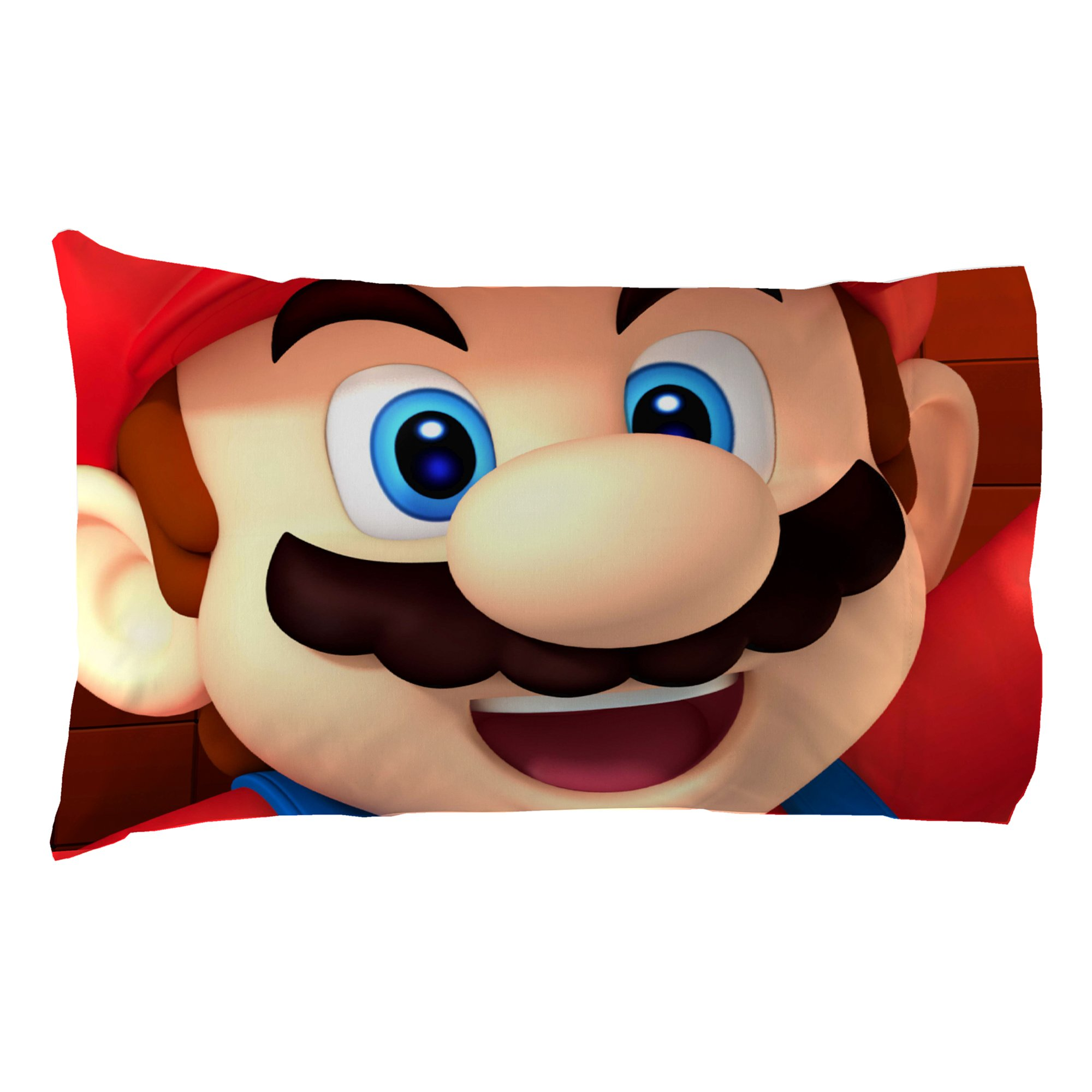 Nintendo Super Mario Trifecta Fun Twin Sheet Set by Nintendo (Image #5)