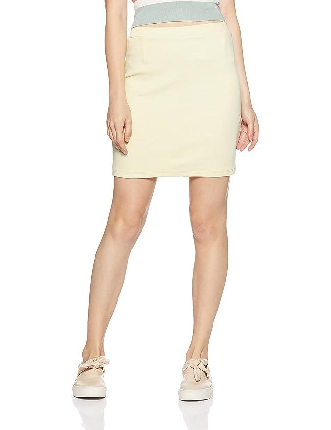 People Women's Body Con Skirt Skirts
