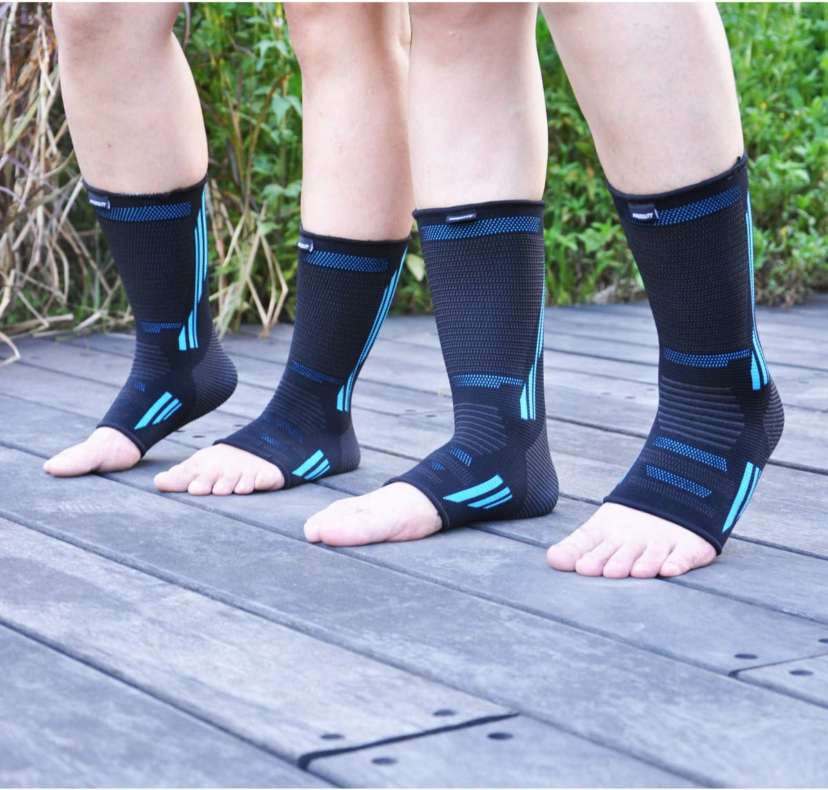 Fine Compression Ankle Brace Perfect Ankle Sleeve for Sports Great ...