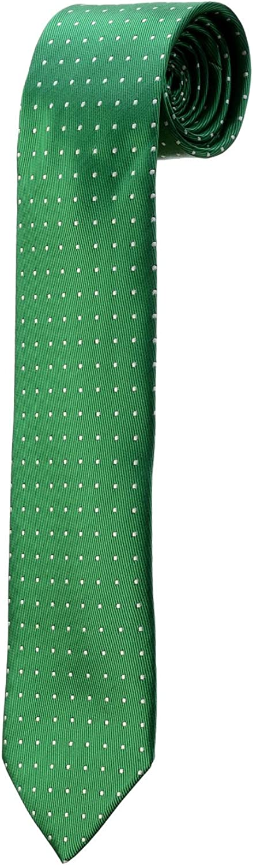 Corbata verde con lunares blancos Design disfraz hombre boda ...