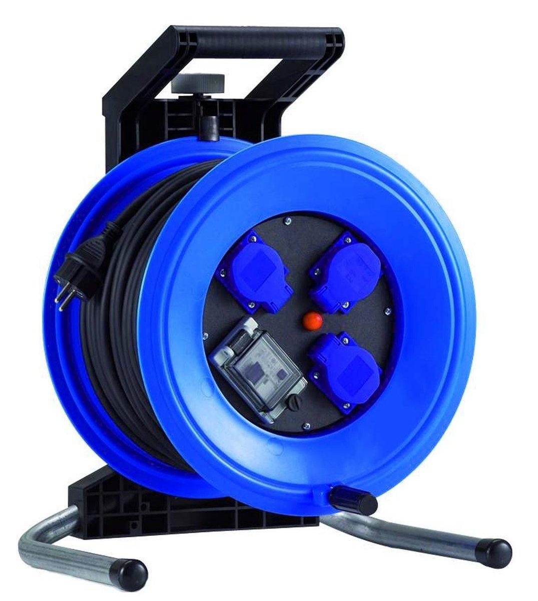 HEDI K3000TFI Kunststoff-Kabeltrommel Professional Plus 320, leer NEU B07F1YBJHV   Haltbarkeit
