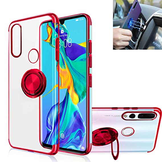 Amazon.com: Huawei P30 lite case,Clear Silicone TPU,360 ...