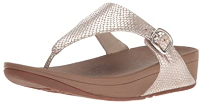 a7df87a16 Fitflop The Skinny Sandals Silver Snake UK3 Silver Snake