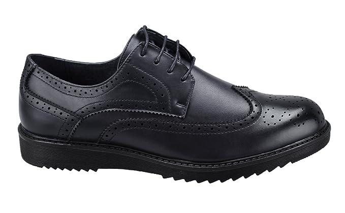 size 40 b5168 bc0f6 Scarpe parigine uomo nero casual eleganti francesine man's ...