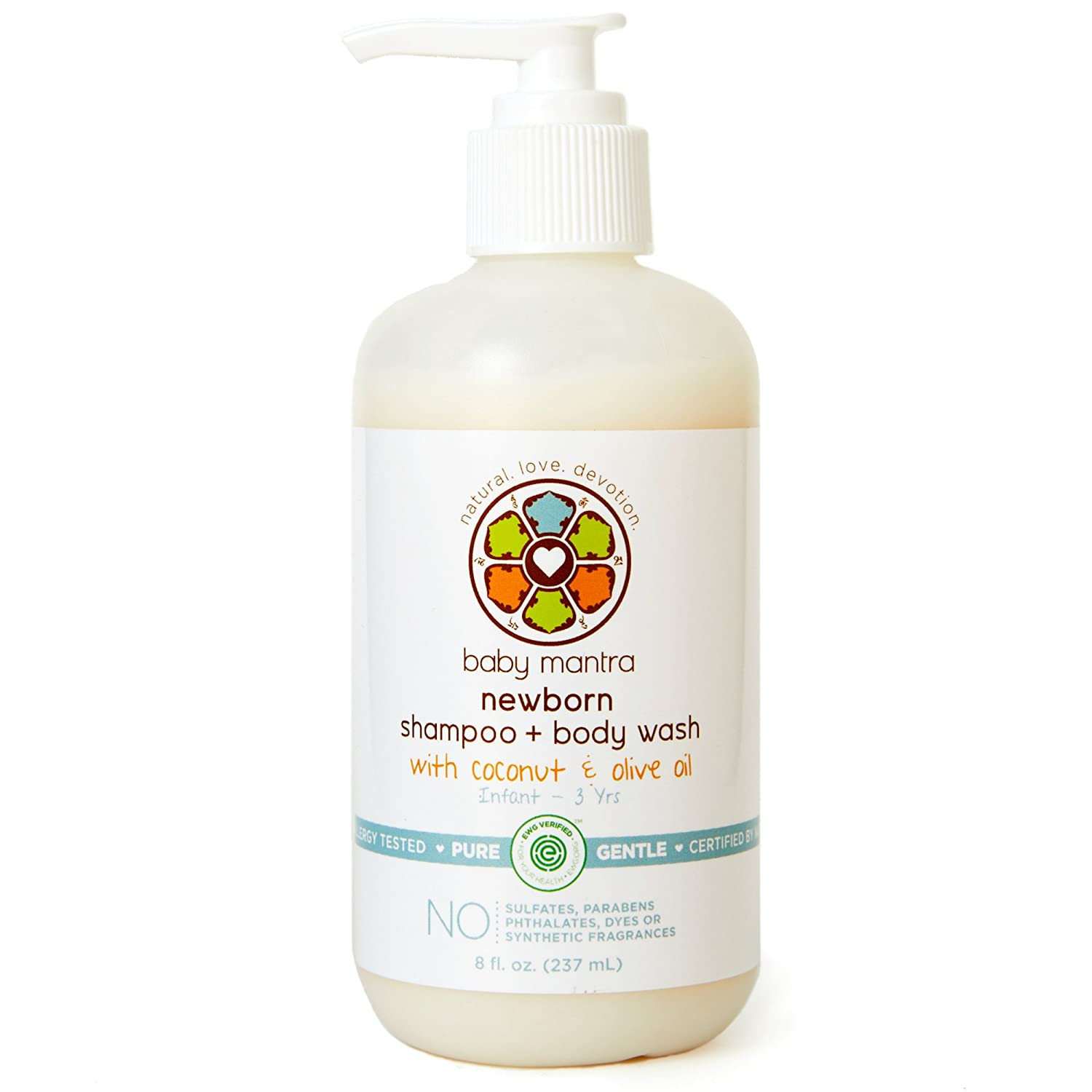 Top 13 Best Organic Baby Washes Reviews in 2019 8