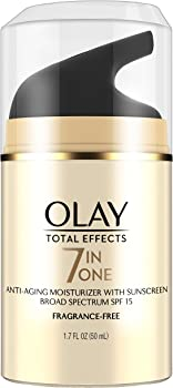 Olay Total Effects Anti-Aging Face Moisturizer 1.7 fl oz