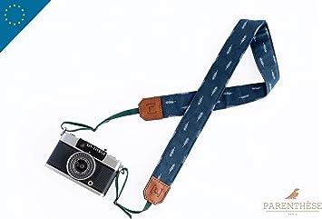 Correa para cámara de Fotos - Correa Ajustable: Amazon.es ...