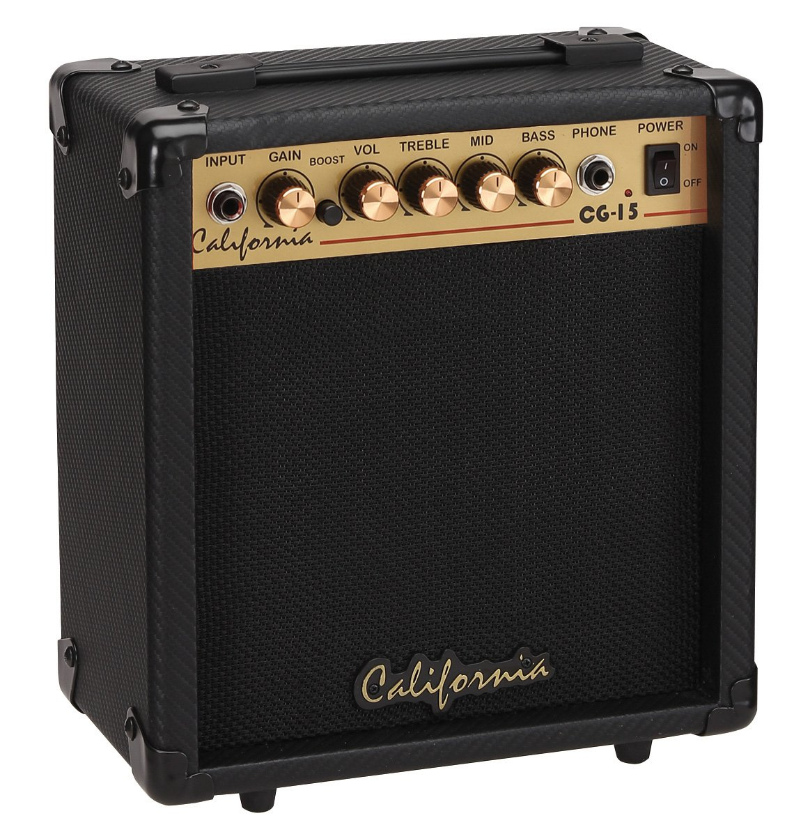 California Amps CG-15 Guitar Combo Amplifier by California Amps