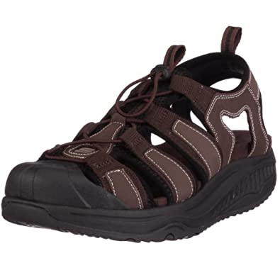 8825eb01e138 Skechers Men s Shape Ups Biopace Fitness Sandal