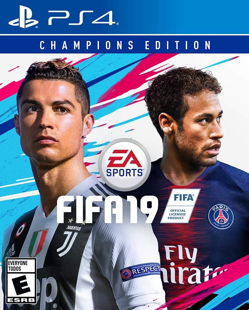 Amazon com: FIFA 19 - Standard - PS4 [Digital Code]: Video Games