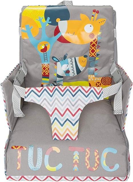 Tuc Tuc 03581 - Trona bandolera, color gris: Amazon.es: Bebé