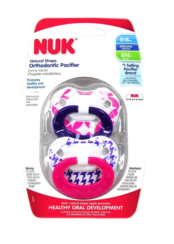 Amazon.com: NUK forma natural Fashiion patrones ortodoncia ...