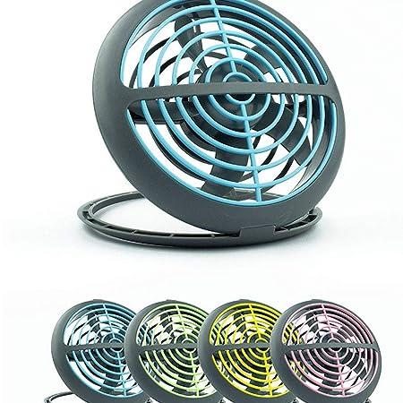 A-Lncie Ventilador USB, 6 Pulgadas, Mesa de Escritorio portátil ...