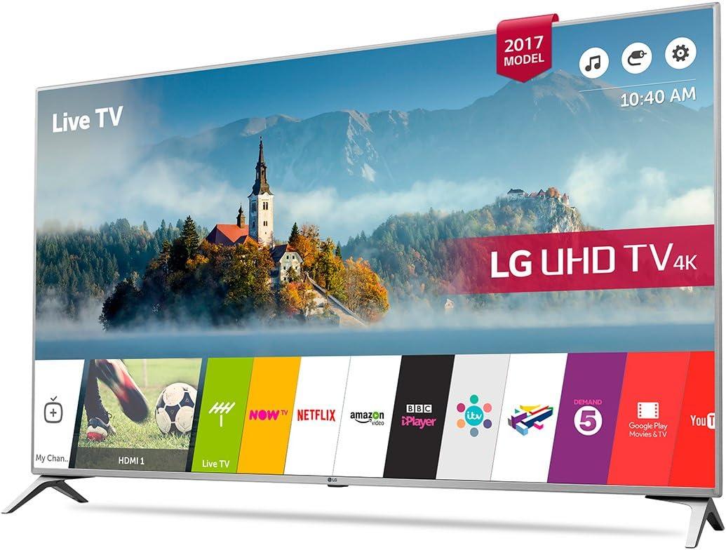 Lg - TV led 65 65uj651v, uhd 4k, Smart TV: 890.56: Amazon.es ...
