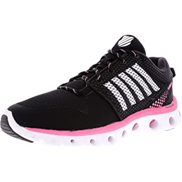 K-Swiss X Lite CMF Womens Sneakers Black/Pink Lemonade 7