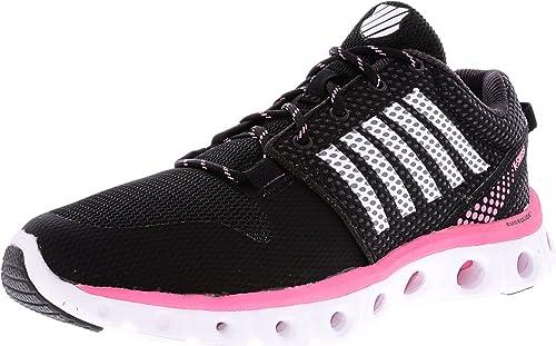K-Swiss X Lite CMF Womens Sneakers Black/Pink Lemonade 7
