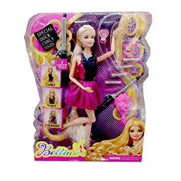 Buy Cute Kids Fashion Designer Doll Set Online At Low Prices In India Amazon In
