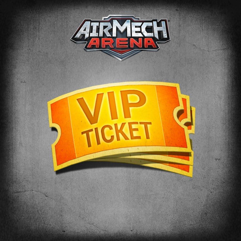 Amazon.com: Airmech Arena - VIP Shop Ticket 3 Pack - PS4 ...