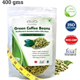 Sinew Nutrition Green Coffee Beans 400gm for Weight Management