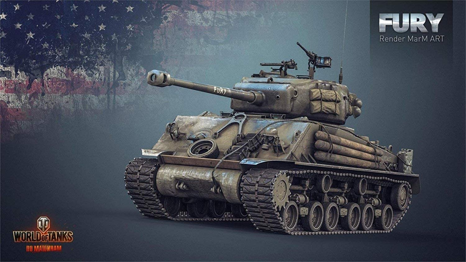 Yutirerly World of Tanks Tanks Wargaming 3D Renders Video Games M4 ...