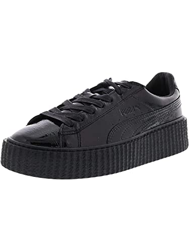 size 40 5cb20 b517a PUMA Women's Creeper Velvet Ankle-High Fashion Sneaker