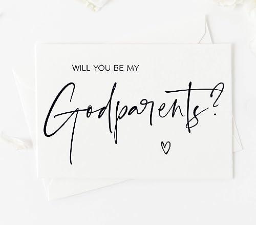 For My Godparents Card God Parents Card Godparent Wedding Card Godparents On My Wedding Day To My Godparents Godparent Wedding Day Card