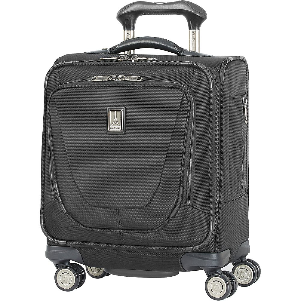 Travelpro Crew 11 Spinner Tote, Black