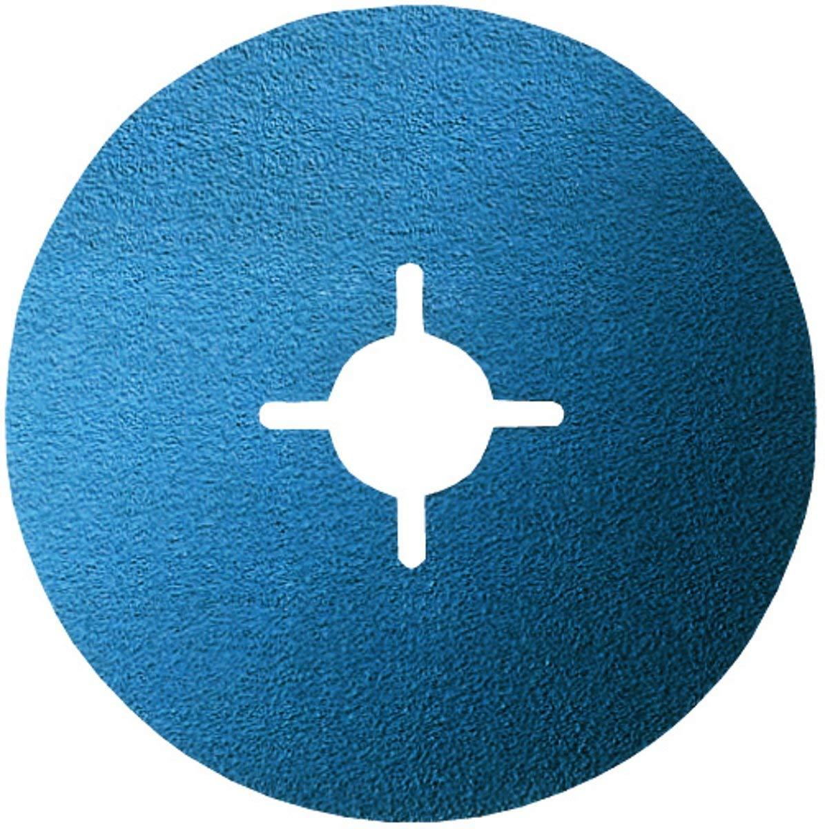 f/ür Winkelschleifer verschiedene Materialien, /Ø 230 mm, K/örnung 80 Bosch DIY Fiberschleifscheibe