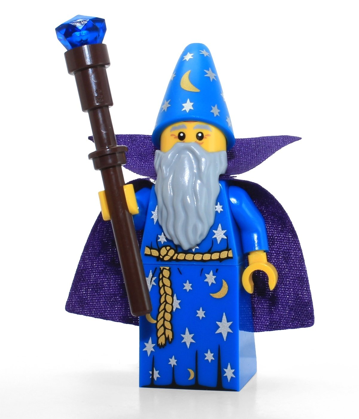 Amazon.com: LEGO Series 12 Collectible Minifigure 71007 - Wizard ...
