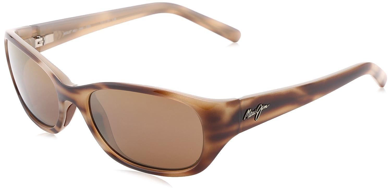 cff5a463339 Maui Jim - Kuiaha Bay - Dark Sandstone Frame-HCL Bronze Polarized Lenses   Amazon.ca  Clothing   Accessories