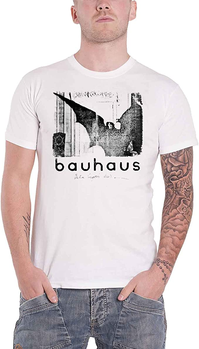 BAUHAUS BELA LUGOSI/'S DEAD Official T Shirt Sizes S XXL Black Mens Licensed New