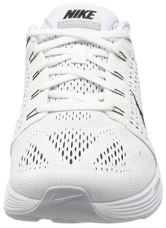 Nike Lunarglide 7 Blanco h26fwJ8n
