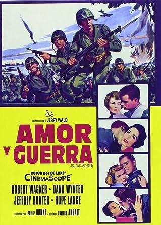 Amor y Guerra [DVD]