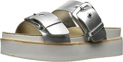 Pate Platform Slide Sandal
