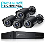 HeimVision HM245 8CH 1080P Security Camera