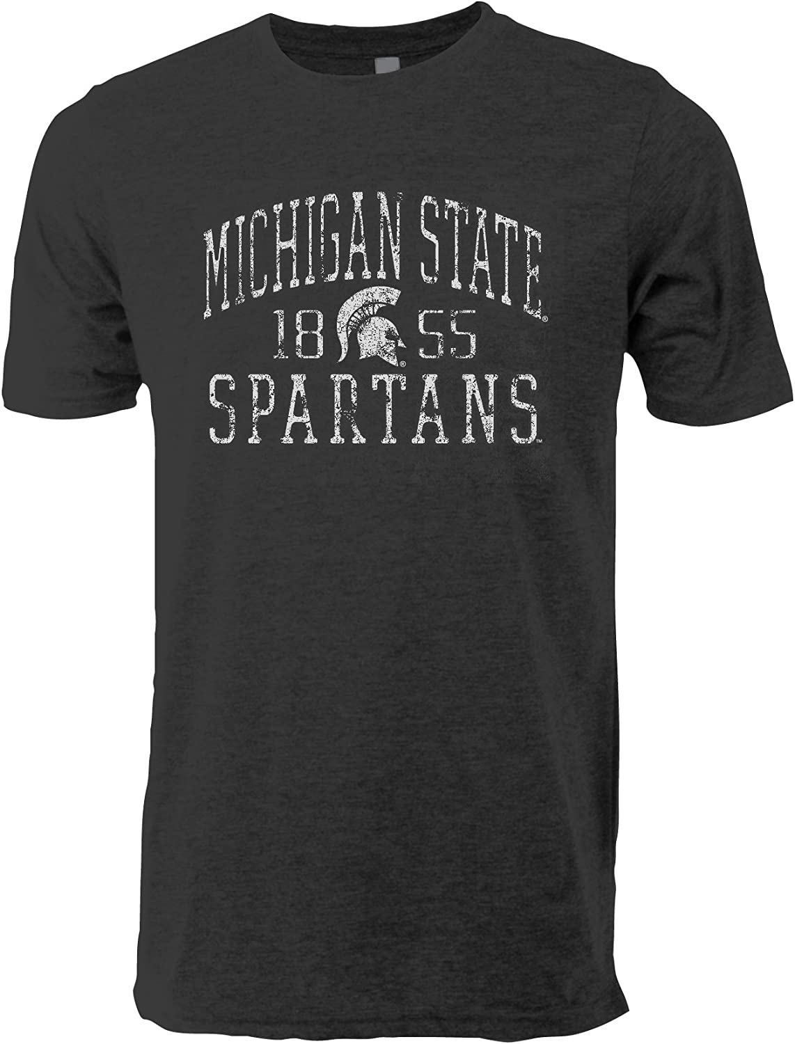 NCAA Mens Tri Blend Short Sleeve Tee