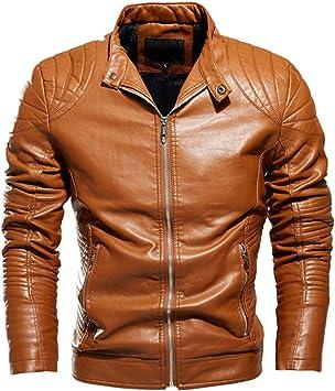 メンズコート・ジャケット-メンズジャケットオートバイジャケットストライププラスフリース、暖かさ、耐寒性、コート