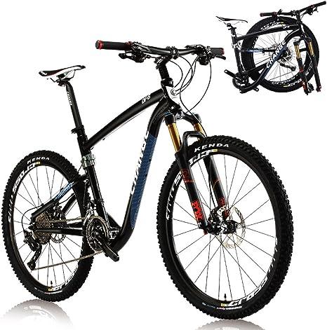 CHANGE la Bicicleta Plegable de la montaña del tamaño Ligero de 26 ...