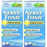 Hylands - Nerve Tonic Stress Relief - 100 Tablets, 2 Pack