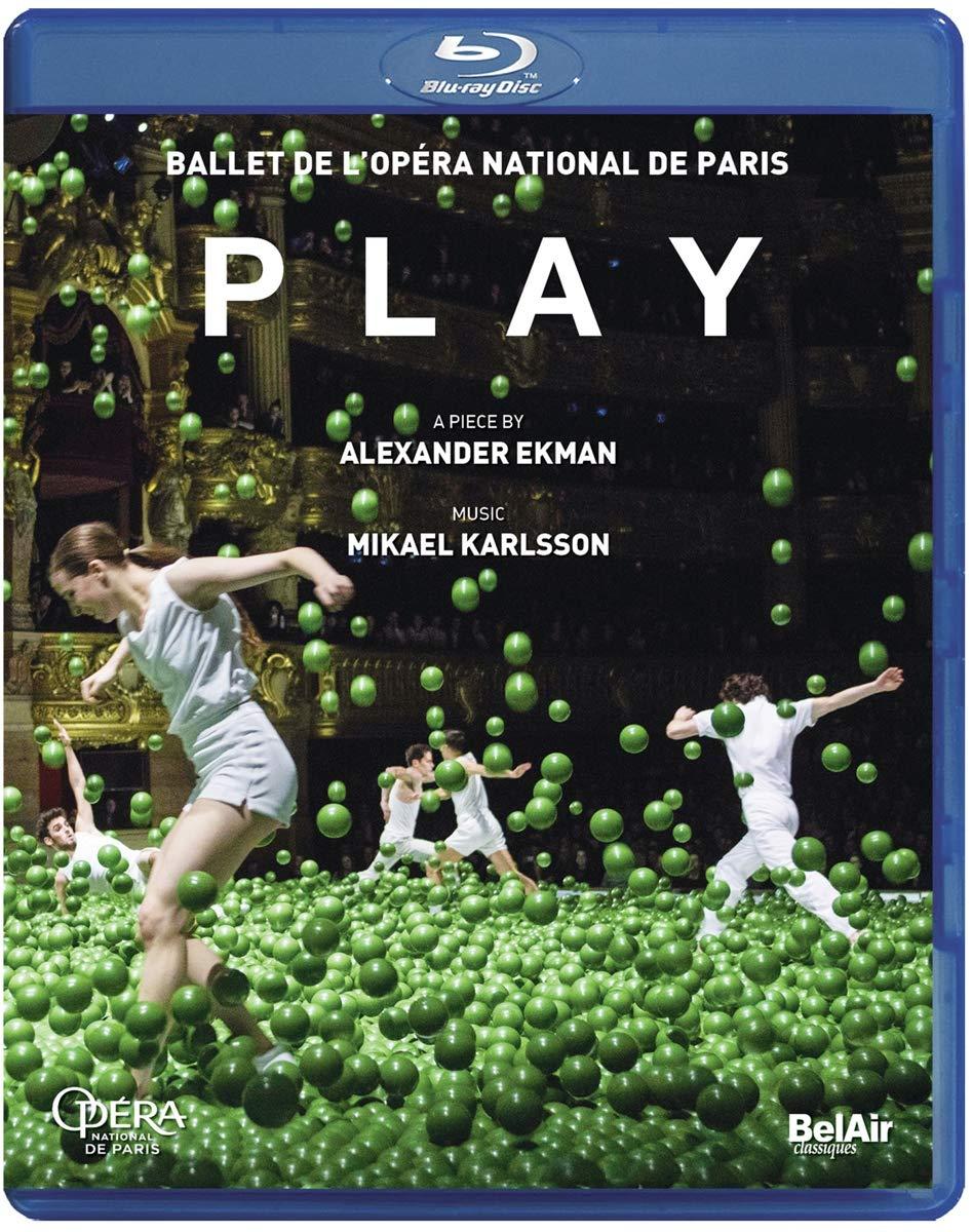Blu-ray : Play (Blu-ray)
