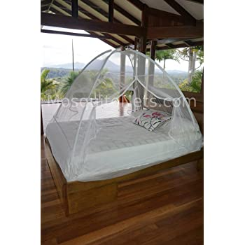 Amazon Com Pop Up Freestanding Mosquito Net Floorless To