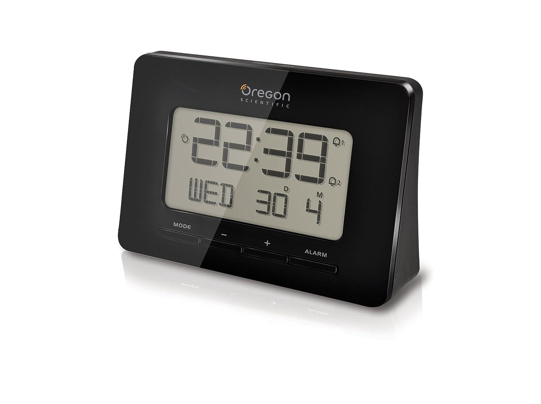 Oregon Scientific RM938 Reloj, Negro: Amazon.es: Hogar
