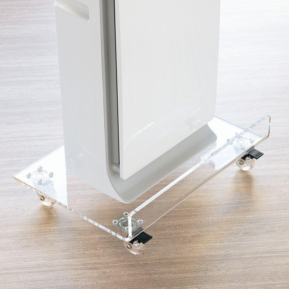 クールスタイル 家電グリーンマルチワゴン レギュラー[アクリル製] H26506 B0794ZQVFJ